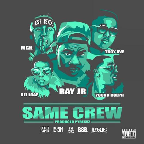 same crew remix