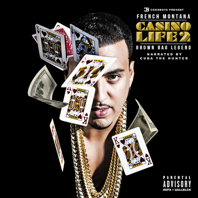 New Mixtape: French Montana – 'Casino Life 2: Brown Bag Legend'