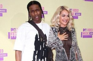 A$AP Rocky Disses Rita Ora On 'Better Things'