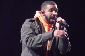Drake Replaces 'Madonna' Lyric With 'Rihanna' At Houston Concert (Video)