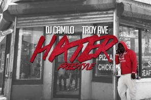 New Music: Troy Ave – 'Hater' (Poppin Remix)
