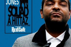 New Music: Jim Jones – 'Squad A Hittaz' (Feat. Red Cafe)