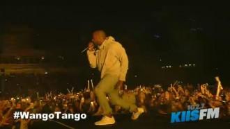 kanye wango tango