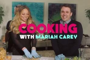 Mariah Carey 'Funny Or Die' Skit