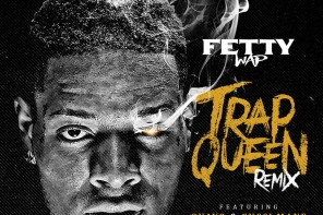 New Music: Fetty Wap – 'Trap Queen (Remix)' (Feat. Gucci Mane & Quavo)