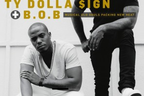 Ty Dolla $ign & B.o.B Cover Respect Magazine