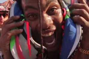 New Video: Waka Flocka Flame – 'Turn Up Godz' (Feat. DJ Whoo Kid)