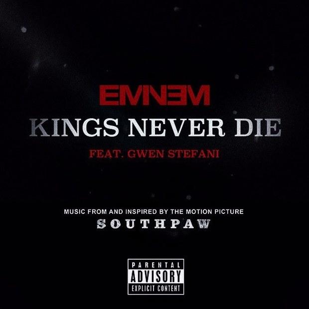 eminem kings never die
