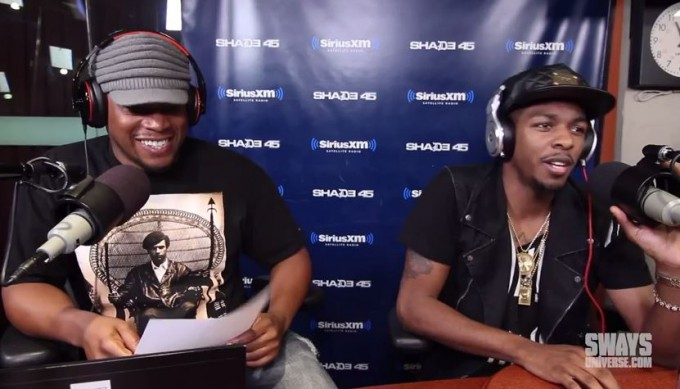 king los sway in the morning
