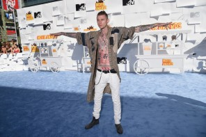 Machine Gun Kelly Reveals Sophomore Album Title & Release Date
