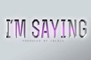 New Music: Snow Tha Product – 'I'm Saying'