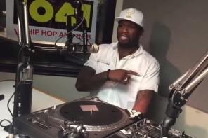 50 Cent Talks Ghostwriting; Says He Has Written All His Lyrics Himself