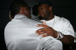 Diddy Posts Birthday Message For 50 Cent