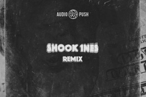 New Music: Audio Push – 'Shook 1nes' (Remix)