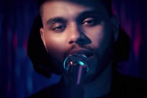New Video: The Weeknd – 'Can't Feel My Face'