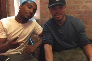 "Chance The Rapper says Lil B Joint Album Is A ""Masterpiece""; Announces New Single Releasing Soon"
