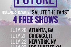 future free shows