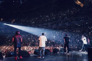 50 Cent & G-Unit Perform At O2 Arena, London (Vlog)