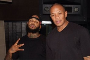 The Game Previews New Song Feat. Kendrick Lamar (Video)