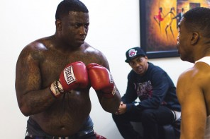 gucci mane boxing