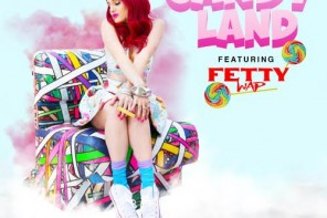 New Music: Justina Valentine – 'Candy Land' (Feat. Fetty Wap)