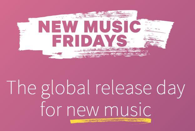 new music fridays 1