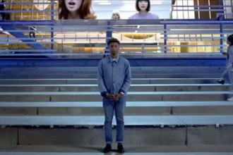 pharrell freedom video
