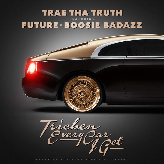 Trae Tha Truth #TECG Cover