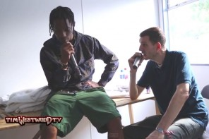 Travis Scott To Release 'Rodeo' This Week ?