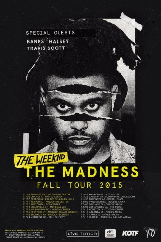 madness tour dates