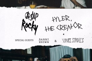 A$AP Rocky & Tyler, The Creator Announce Joint 'Rocky & Tyler' Tour