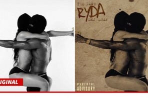 Artist Sues The Game For Stealing Artwork For 'Ryda' Single