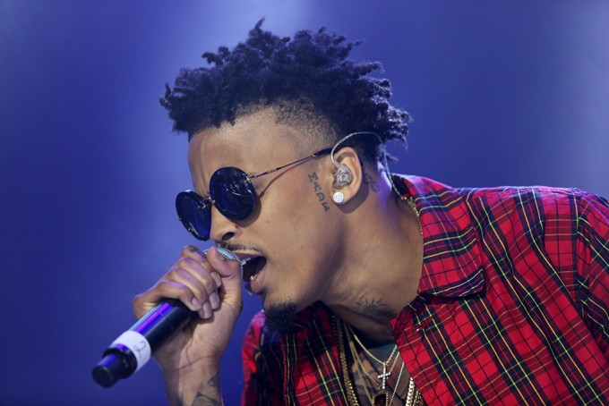 August alsina has announced the title of his sophomore album which is