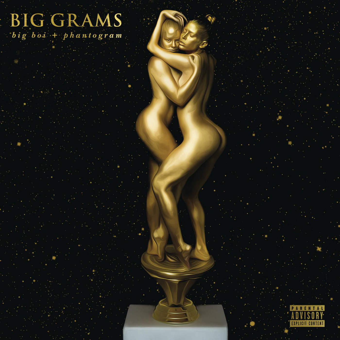 Big Grams EP Album Art