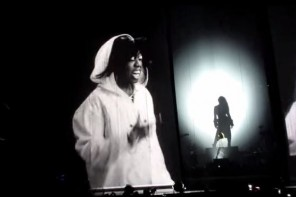 Janet Jackson Debuts New Song Ft. Missy Elliott In Vancouver