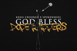 New Music: KXNG Crooked – 'God Bless Dope Rappers'
