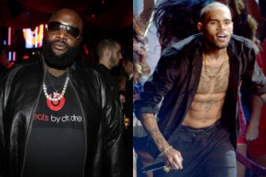 rick ross chris brown