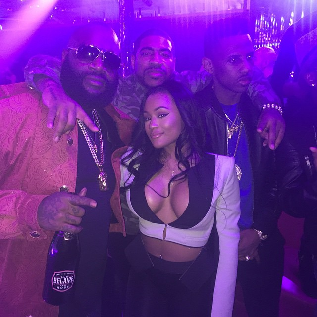 lira mercer dating Lira started dating rick back in 2015 and got engaged with her boyfriend in september in the same year lira mercer and rick ross photographed at the.