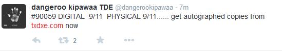 top dawg tweet jay rock release