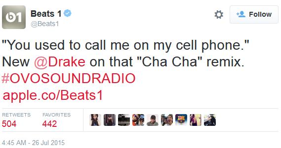 beats1 cha cha