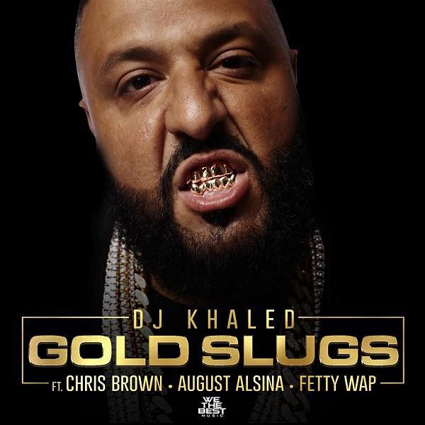 dj khaled gold slugs