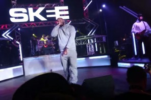 The Game Disses Young Thug In Live Freestyle on SKEE TV