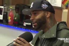 joe budden breakfast club interview