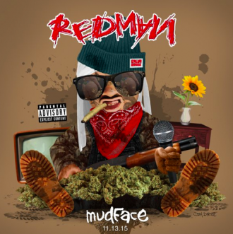 redman mudface cover