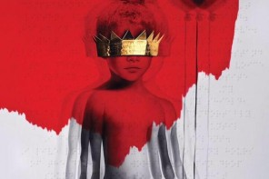 Rihanna Announces New Album Title & Unveils Artwork