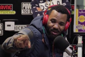The Game Freestyle on Power 106 L.A.
