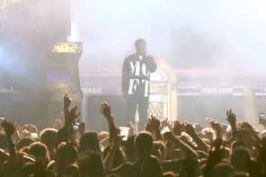 A$AP Rocky Debuts New Song 'Yamborghini High' in Hong Kong (Video)