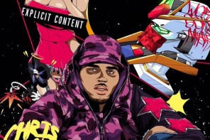 New Mixtape: Chris Brown – 'Before The Party'