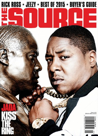 jadakiss covers the source