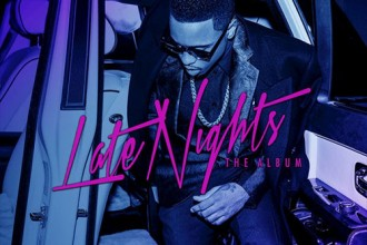 jeremih late nights the album artwork
